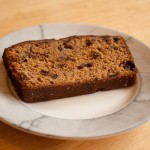 Slice of tea loaf