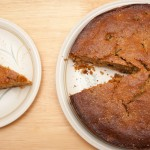 Cinnamon and Orange fruit cake
