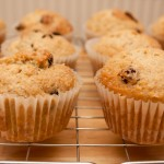 Orange & Raisin Muffins