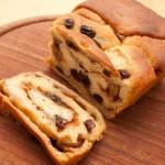 Apple, Cinnamon, and Raisin Loaf